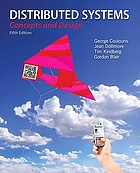 Distributed systems : concepts and design.