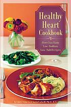 Healthy heart cookbook