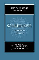The Cambridge history of Scandinavia.