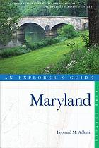 Maryland : an explorer's guide