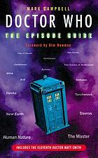 Doctor Who The Episode Guide.