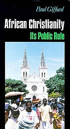 African Christianity : its public role