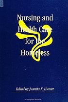 Nursing and health care for the homeless