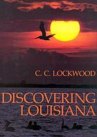 Discovering Louisiana