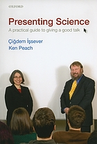 Presenting science : a practical guide to giving a good talk