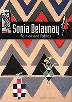 Sonia Delaunay : fashion and fabrics