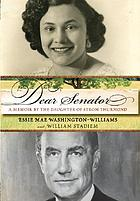 Dear senator : a memoir by the daughter of Strom Thurmond