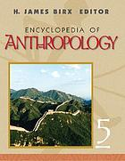 Encyclopedia of anthropology. 2