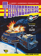 Thunderbirds comic. Volume 5.