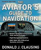 Aviator's guide to navigation