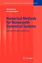 Numerical methods for nonsmooth dynamical systems : applications in mechanics and electronics