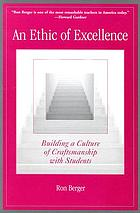An ethic of excellence : building a culture of craftsmanship with students