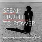 Speak truth to power : human rights defenders who are changing our world