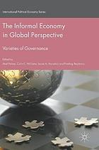 The informal economy in global perspective : varieties of governance