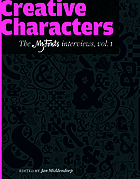 Creative characters : a collection of interviews with type designers originally published as e-mail newsletters from MyFonts