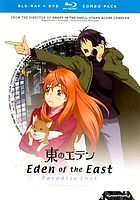Eden of the east. Paradise lost : the motion picture