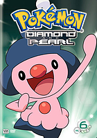 Pokemon. Diamond and pearl battle dimension, Vol. 5-6
