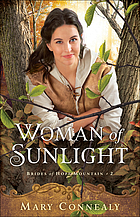Woman of sunlight