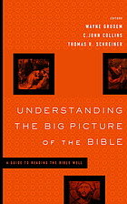 Understanding the big picture of the Bible : a guide to reading the Bible well