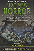 The mammoth book of best new horror. Vol. 12