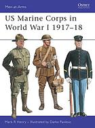 US Marine Corps in World War I, 1917-18