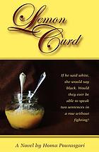 Lemon curd : a novel