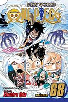 One piece. Vol. 68, Pirate alliance