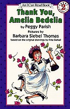 Thank you, Amelia Bedelia : audiocassette ; book]
