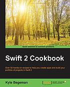Swift 2 Cookbook.