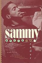 The Sammy Davis, Jr. reader