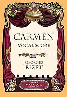 Carmen : vocal score