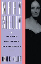 Mary Shelley, her life, her fiction, her monsters