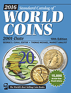 2016 standard catalog of world coins, 2001 to date