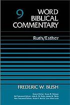Ruth, Esther