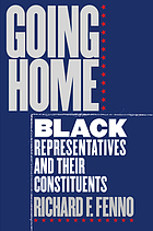 Going home : Black representatives and their constituents