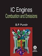 IC engines : combustion and emissions