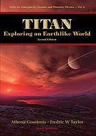 Titan : exploring an earthlike world