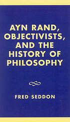 Ayn Rand, Objectivists, and the history of philosophy