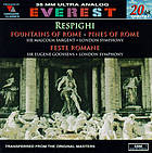 The fountains of Rome ; The pines of Rome ; Feste romane