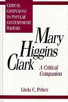 Mary Higgins Clark : a critical companion