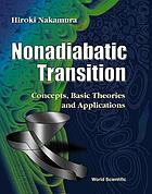 Nonadiabatic transition : concepts, basic theories and applications
