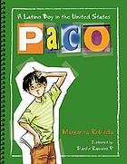 Paco, a Latino boy in the United States