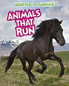 Animals that run