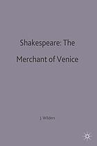 Shakespeare: The merchant of Venice: a casebook.