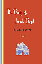 The body of Jonah Boyd : a novel