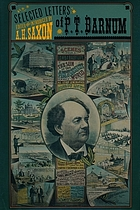 Selected letters of P.T. Barnum