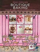 Boutique baking : delectable cooks, cookies and teatime treats
