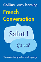 Collins easy learning French conversation.