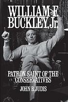 William F. Buckley, Jr., patron saint of the conservatives