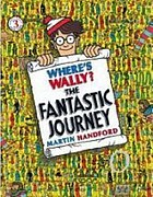 Where's wally the fantastic journey.